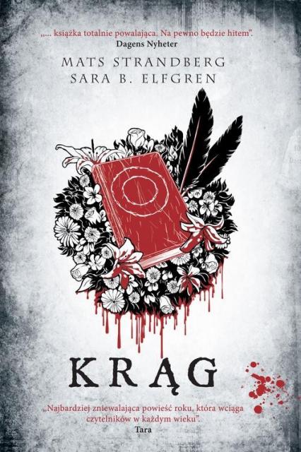 Krąg - Elfgren Sara, Strandberg Mats | okładka