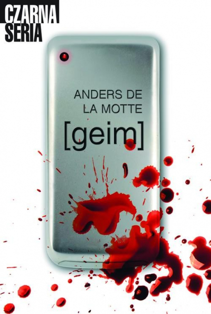 Geim - Anders Motte | okładka