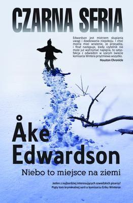 Niebo to miejsce na ziemi - Ake Edwardson | okładka