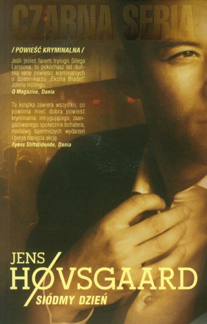 Siódmy dzień - Jens Hovsgaard | okładka
