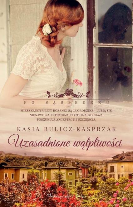 Uzasadnione wątpliwości - Kasia Bulicz-Kasprzak | okładka