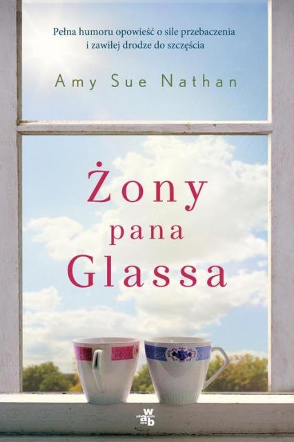 Żony pana Glassa - Sue Nathan Amy | okładka