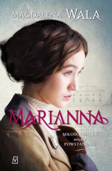 Marianna - Magdalena Wala | okładka