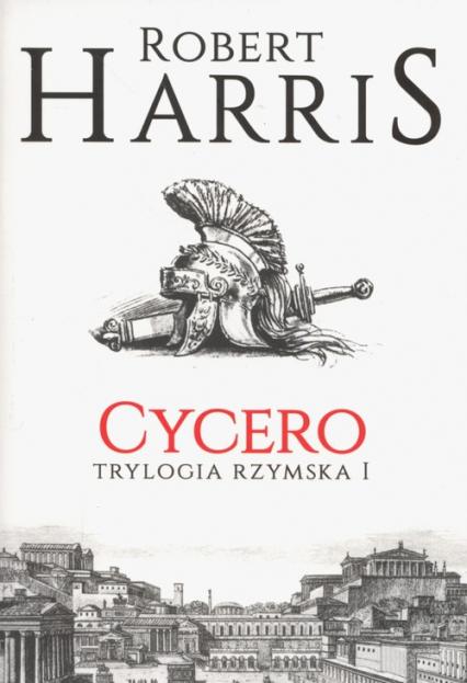 Cycero - Robert Harris | okładka