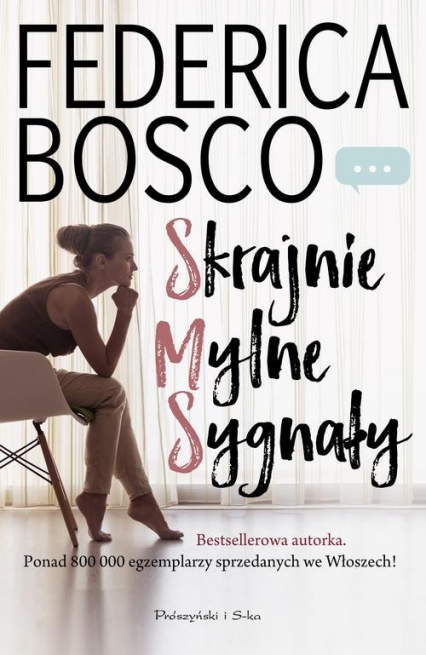 Skrajnie Mylne Sygnały - Federica Bosco | okładka