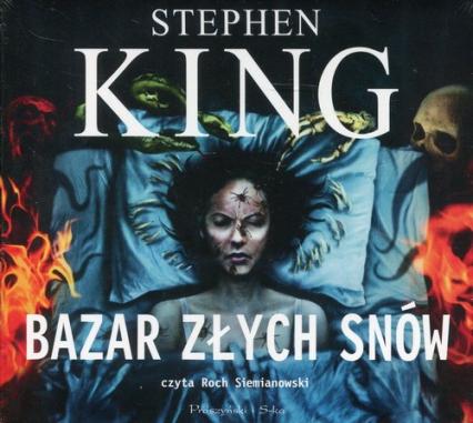 Bazar złych snów - Stephen King | okładka