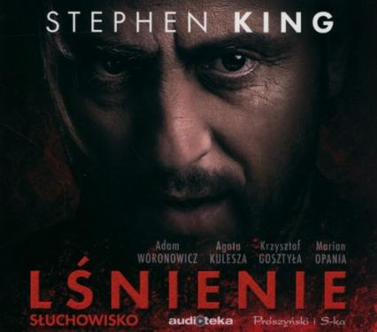 Lśnienie - Stephen King   okładka