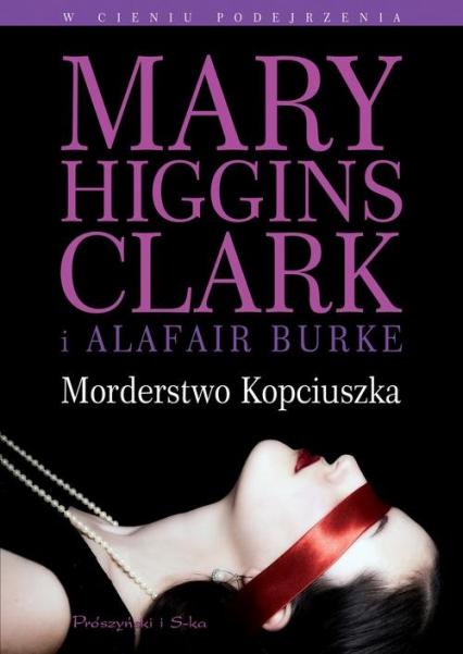 Morderstwo Kopciuszka - Higgins Clark Mary | okładka