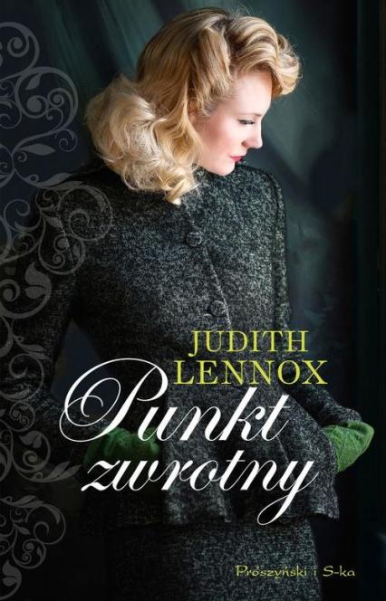 Punkt zwrotny - Judith Lennox | okładka