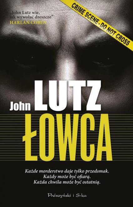 Łowca - John Lutz | okładka