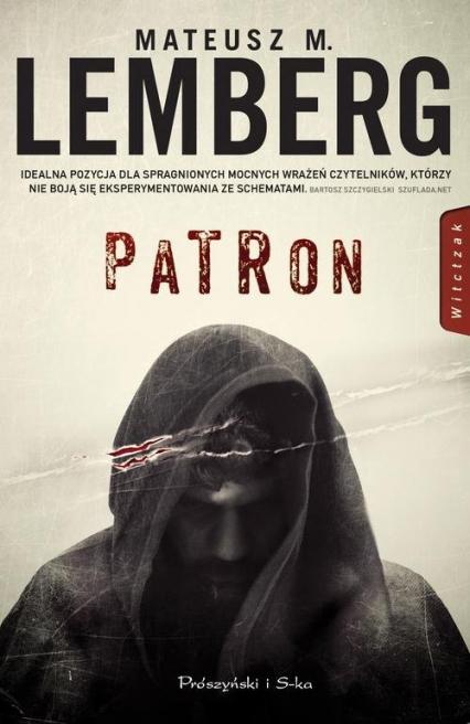 Patron - Mateusz Lemberg | okładka