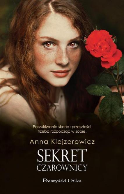 Sekret czarownicy - Anna Klejzerowicz | okładka