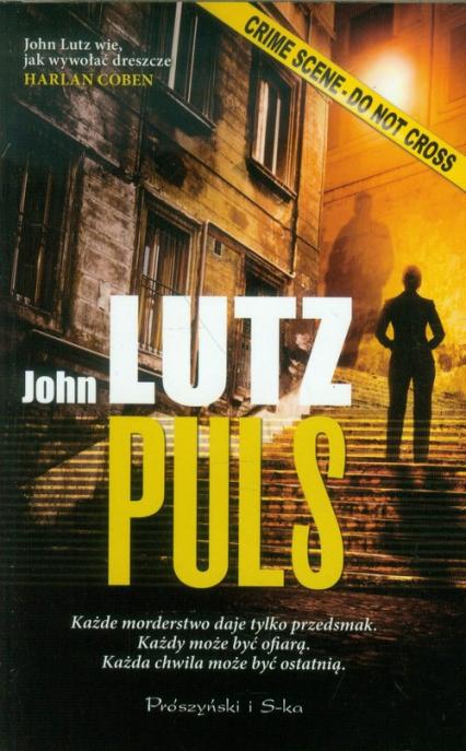 Puls - John Lutz | okładka