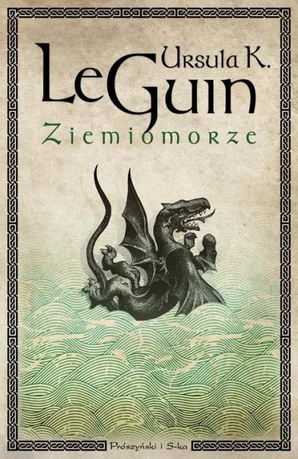 Ziemiomorze - Le Guin Ursula K. | okładka
