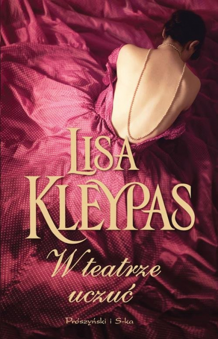 W teatrze uczuć - Lisa Kleypas | okładka