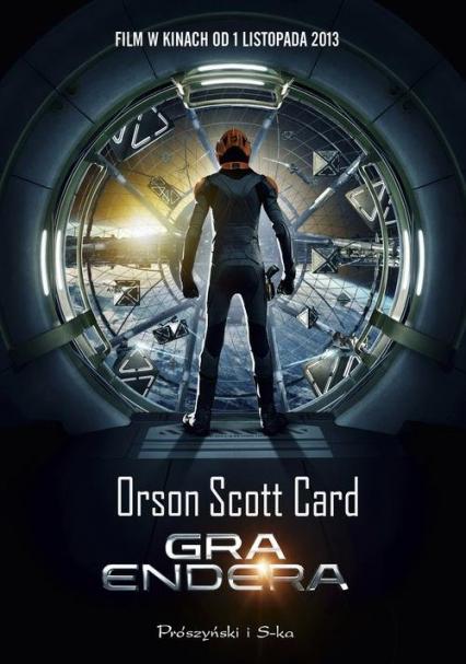 Gra Endera - Card Orson Scott | okładka