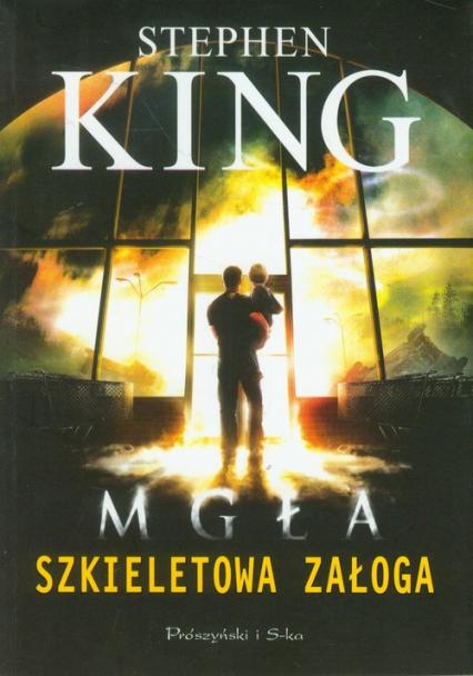 Szkieletowa załoga - Stephen King | okładka