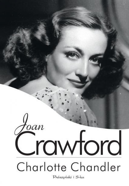 Joan Crawford - Charlotte Chandler | okładka