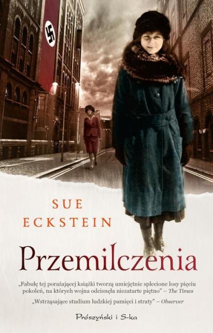 Przemilczenia - Sue Eckstein | okładka