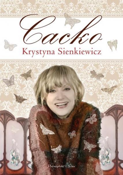 Cacko - Krystyna Sienkiewicz   okładka