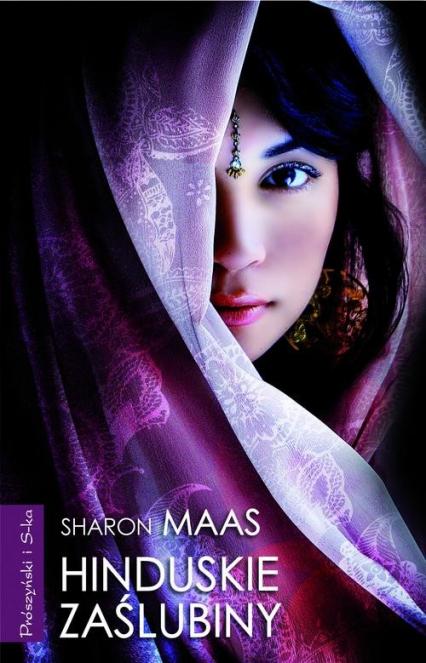 Hinduskie zaślubiny - Sharon Maas | okładka
