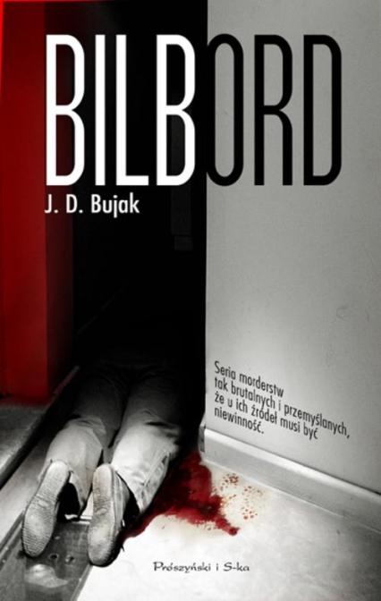 Bilbord - J.D. Bujak | okładka
