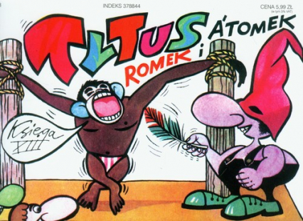 Tytus Romek i Atomek. Księga XIII