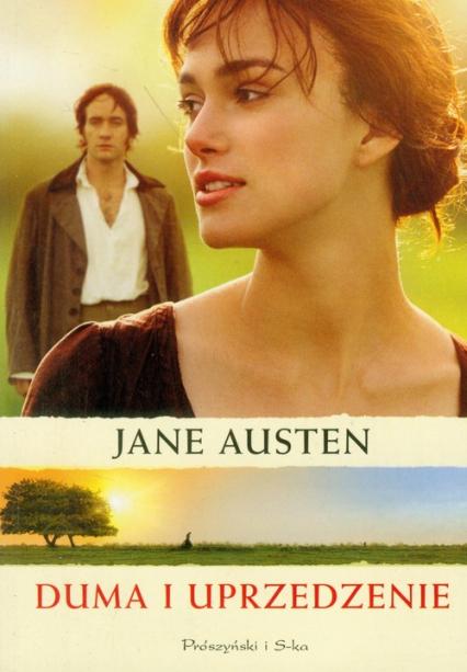 Duma i uprzedzenie - Jane Austen | okładka