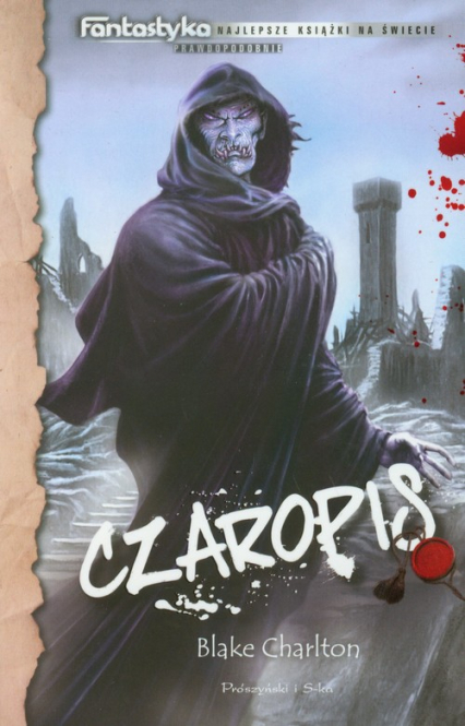 Czaropis - Blake Charlton | okładka
