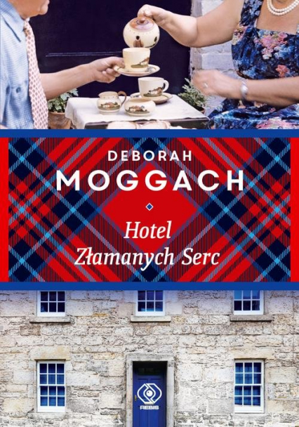 Hotel Złamanych Serc - Deborah Moggach | okładka