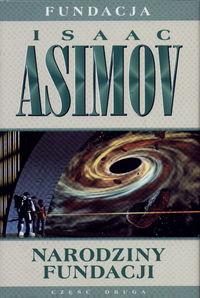Narodziny fundacji - Isaac Asimov | okładka
