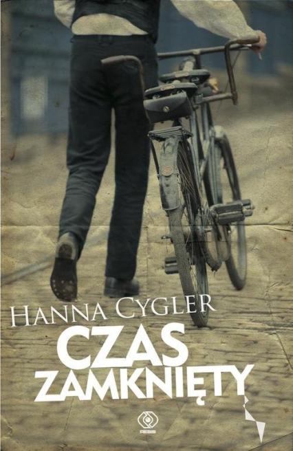 Czas zamknięty - Hanna Cygler | okładka