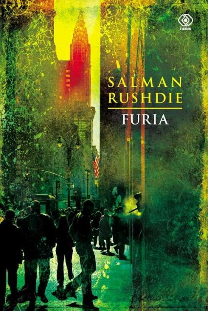Furia - Salman Rushdie | okładka