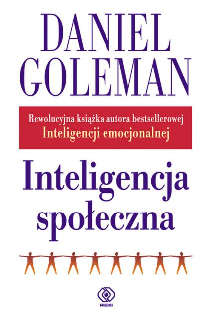 Inteligencja społeczna - Daniel Goleman | okładka