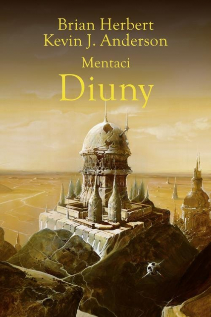 Mentaci Diuny - Herbert Brian, Anderson Kevin J. | okładka