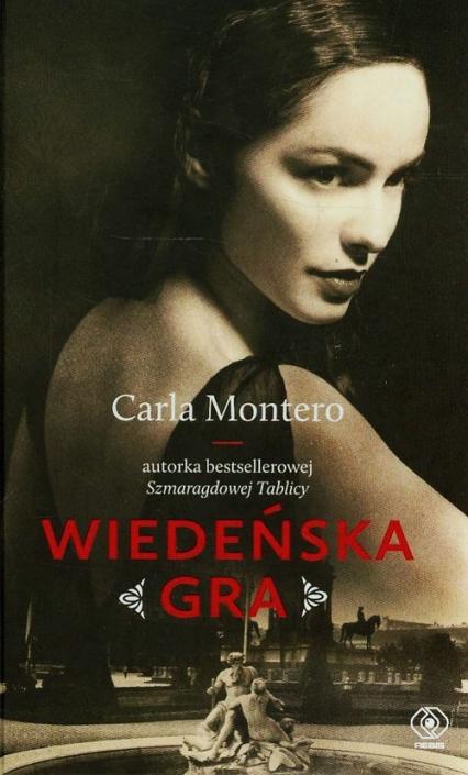 Wiedeńska gra - Carla Montero | okładka