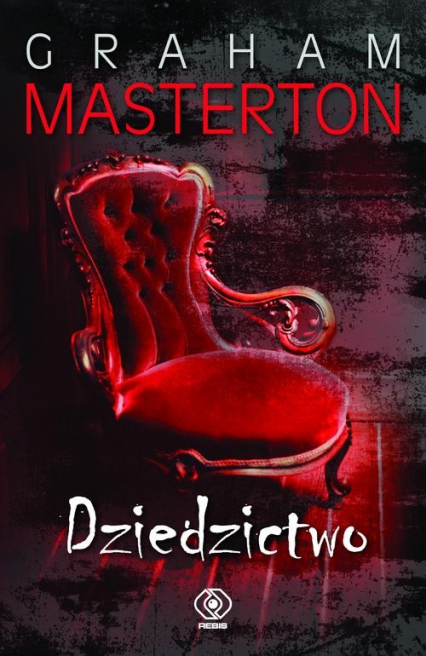 Dziedzictwo - Graham Masterton | okładka