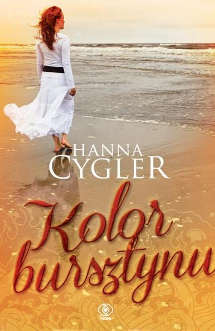 Kolor bursztynu - Hanna Cygler | okładka