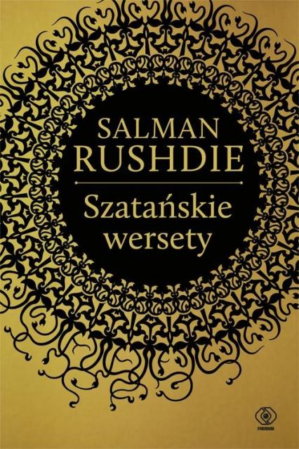 Szatańskie wersety - Salman Rushdie   okładka
