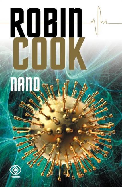Nano - Robin Cook | okładka