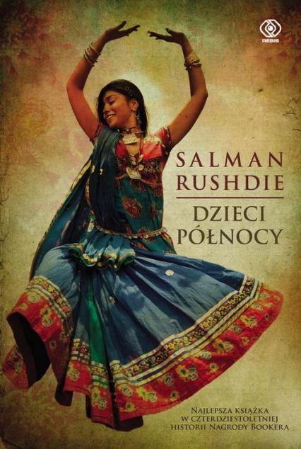 Dzieci północy - Salman Rushdie | okładka
