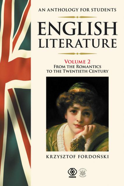 English Literature. An Anthology for Students 2 - Krzysztof Fordoński | okładka
