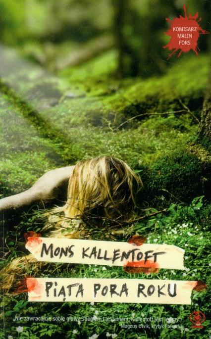 Piąta pora roku - Mons Kallentoft | okładka