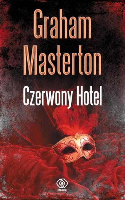 Czerwony Hotel - Graham Masterton   okładka