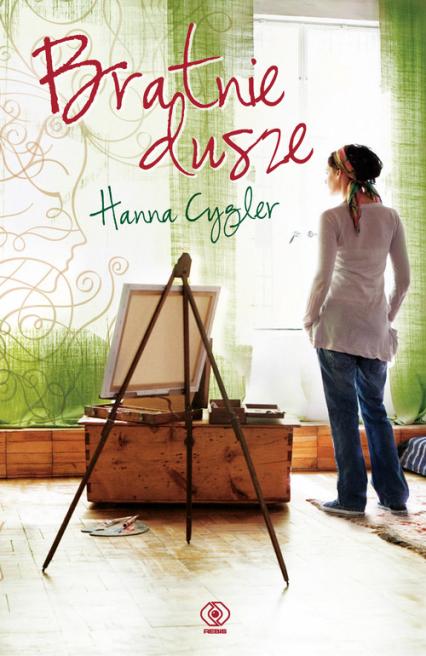 Bratnie dusze - Hanna Cygler | okładka