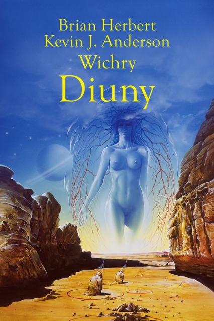 Wichry Diuny - Anderson Kevin J., Herbert Brian | okładka
