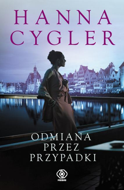 Odmiana przez przypadki - Hanna Cygler | okładka