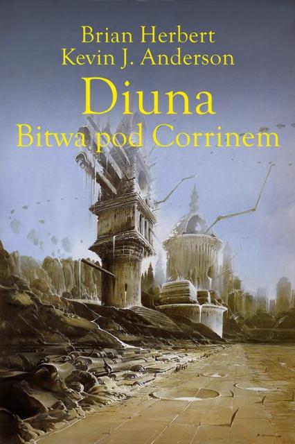 Diuna. Bitwa pod Corrinem - Herbert Brian, Anderson Kevin J. | okładka