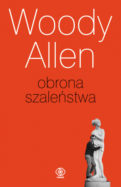 Obrona szaleństwa - Woody Allen | okładka
