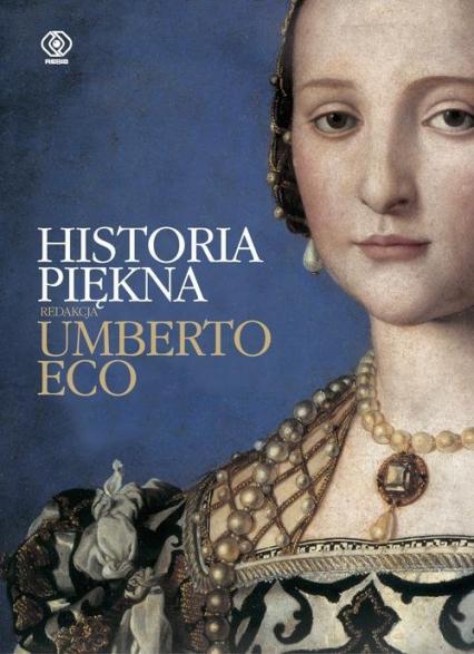 Historia piękna - Umberto Eco   okładka